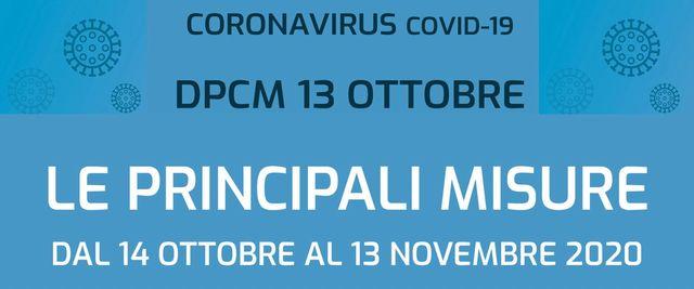 Buccinasco Covid 19 Le Novita Del Nuovo Dpcm Comune Di Buccinasco
